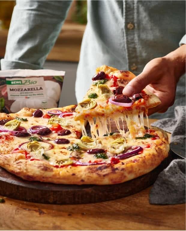 Bild Veggie Pizza