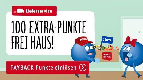 Payback bei REWE